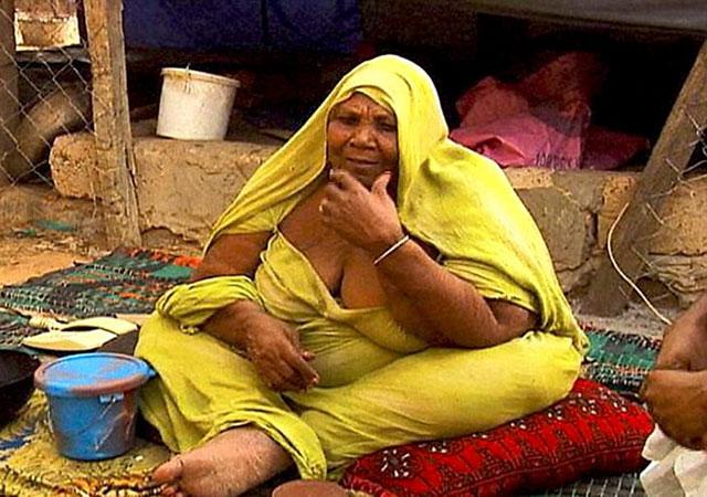 Cantik Bagi Suku Mauritania