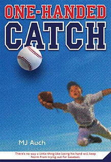 one handed catch by mj auch