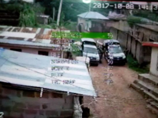 Soldiers-reportedly-raid-Nnamdi-Kanu's-house-again