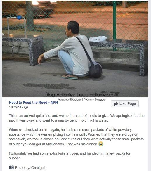 Feed The Need Missions | Mulakanlah Sekarang !