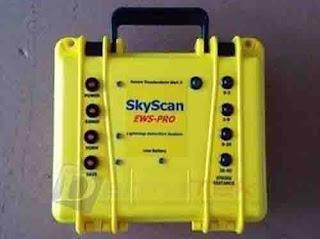 Jual SkyScan EWS-PRO Lightning Detector