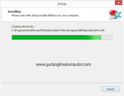 Cara Aktivasi Windows 8.1 Menggunakan KMSpico