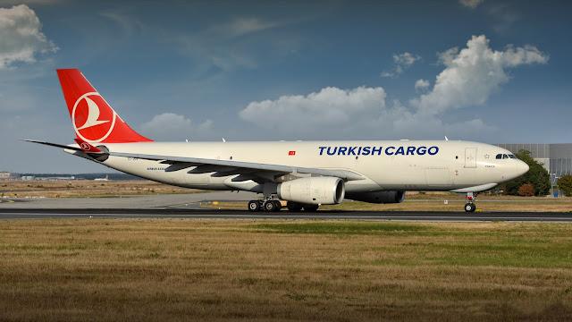 Turkish Cargo TC-JDS Airbus A330-200F