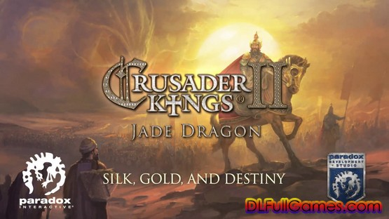 Crusader Kings II Jade Dragon Free Download Pc Game