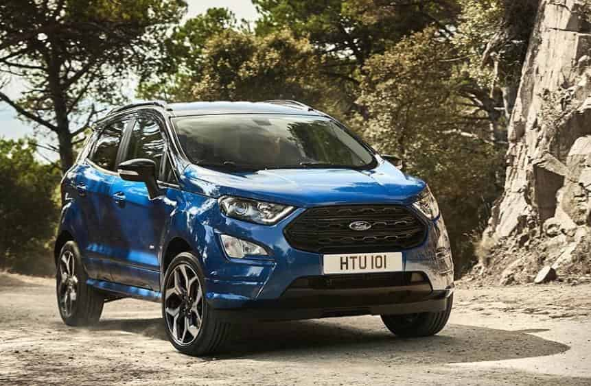 Ford Ecosport 2018 UK Release Date