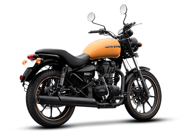 New 2018 Royal Enfield Thunderbird 500X pics