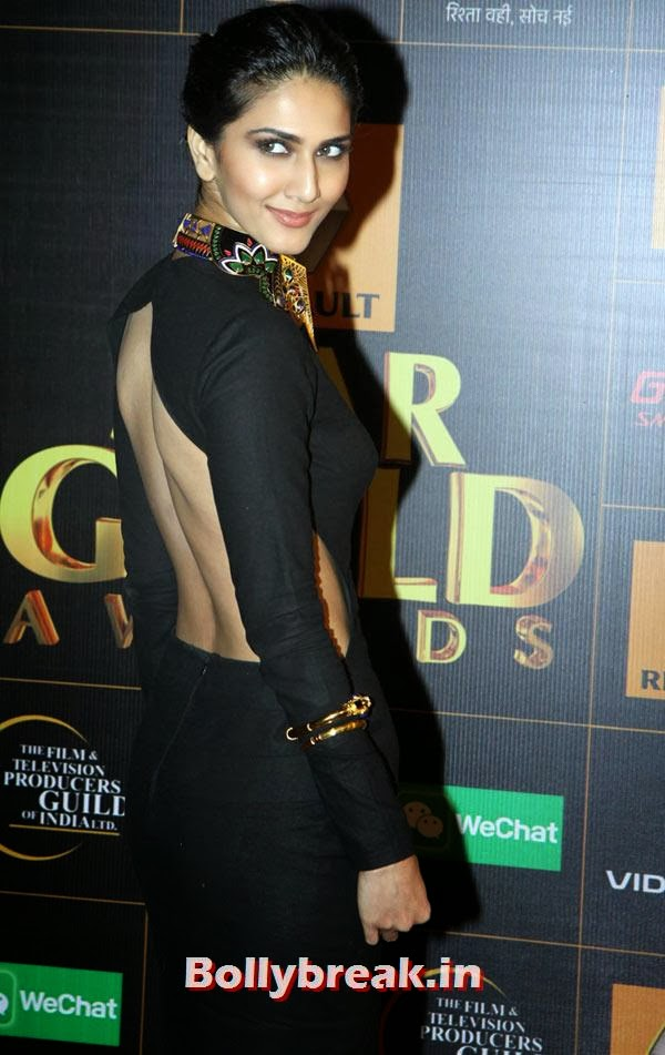 Vaani Kapoor, Star Guild Awards 2014 Pictures