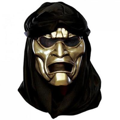 Máscara 300 Inmortales
