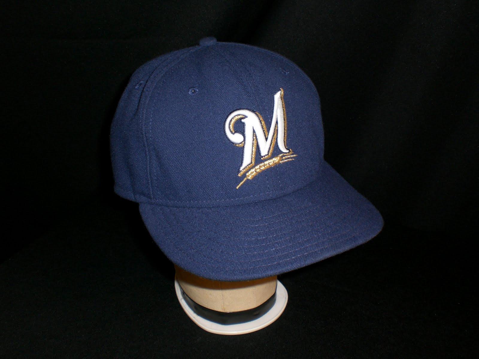 4a691ced6b649 Milwaukee Braves Hats - CafePress