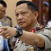 Kapolri Jenderal Tito Mendapat Ancaman Bom Molotov