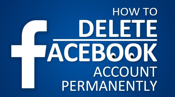 Can You Delete A Facebook Account