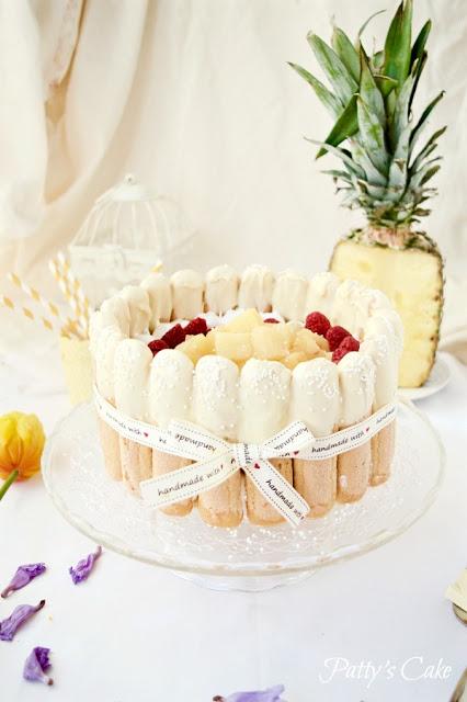 charlotte-piña-frambuesas-merengue