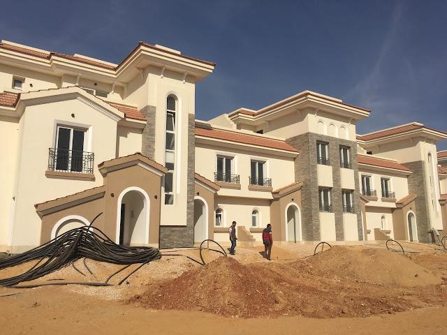 مشروع المقصد لشركة سيتي ايدج, كمبوند المقصد بالعاصمة الادارية الجديدة, Al Maqsad New Capital, فيلات العاصمة الادارية