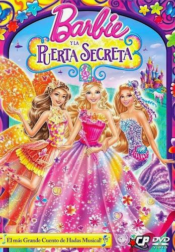 Barbie y la Puerta Secreta DVDRip Latino