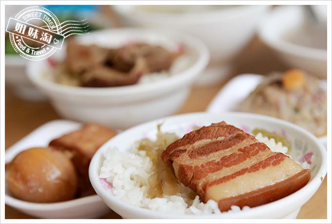東坡鮮肉飯總店-好吃的滷肉飯連蘇東坡也投降