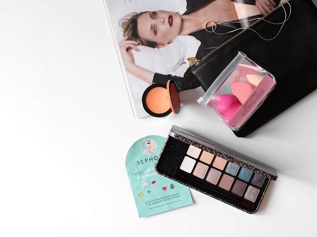 novinky v Sephoře, Sephora Collection, nálepky na pupínky, houbičky na makeup