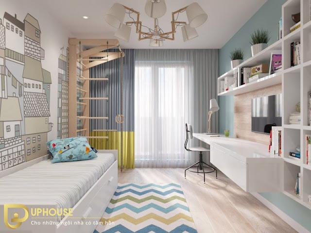 Phòng ngủ cho bé B-10