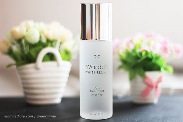 Review Wardah White Secret Pure Treatment Essence