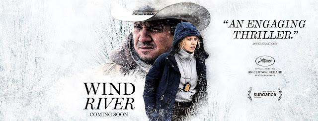 posterul filmului wind river