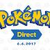 Pokémon Direct anunciado para el 6 de junio