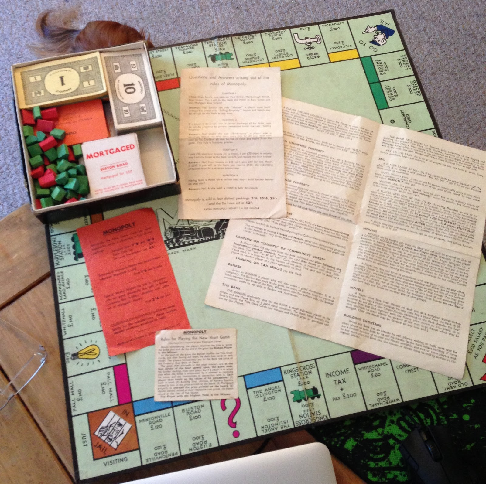 Revks Rants Monopoly Collection