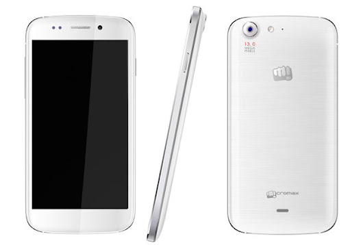 Micromax Canvas 4 [A210] Specification & Price : Canvas Evolution