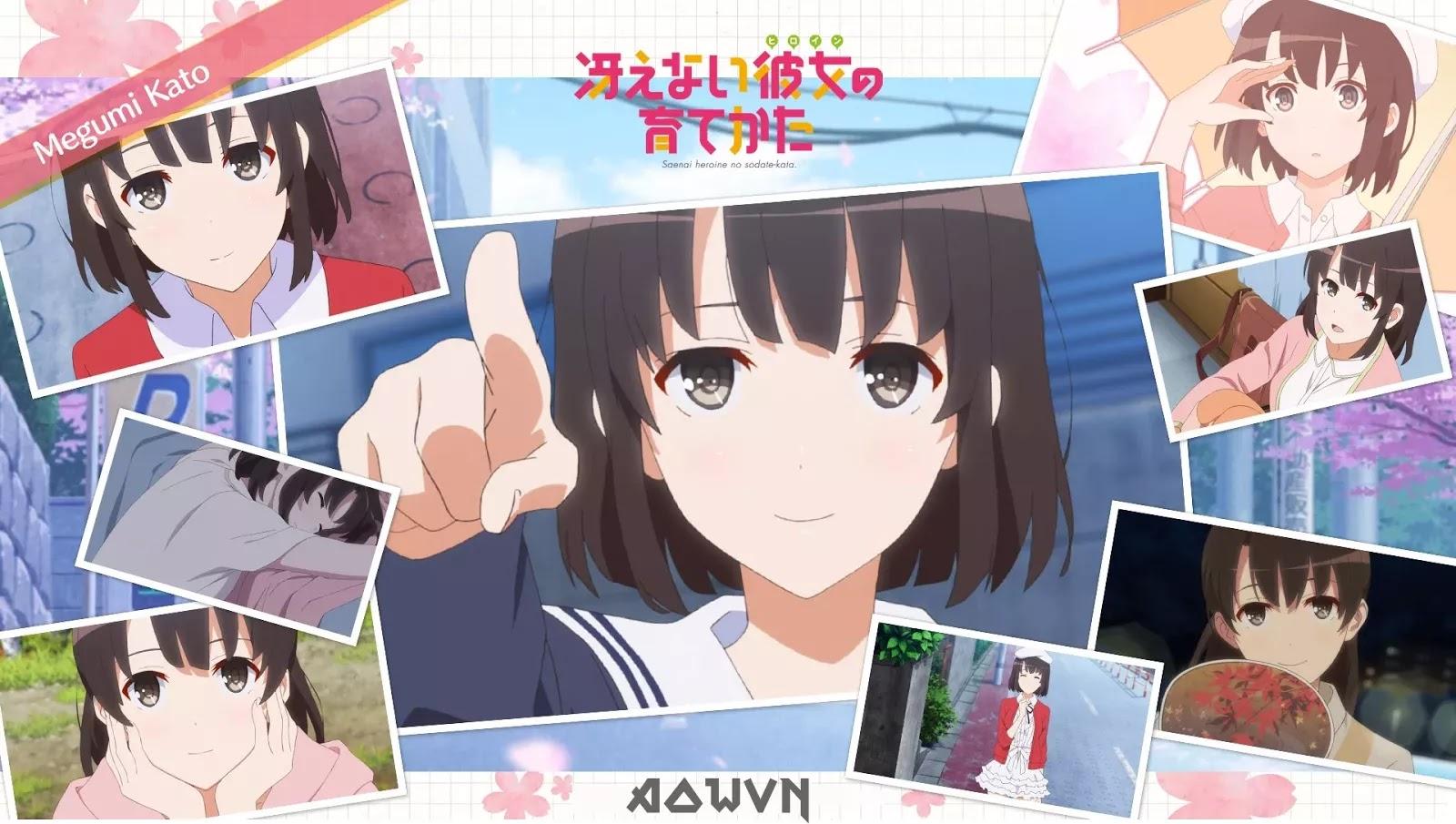 AowVN.org m%2B%25282%2529 - [ Anime 3gp Mp4 ] Saenai Heroine no Sodatekata Season 1 + 2 BD   Vietsub