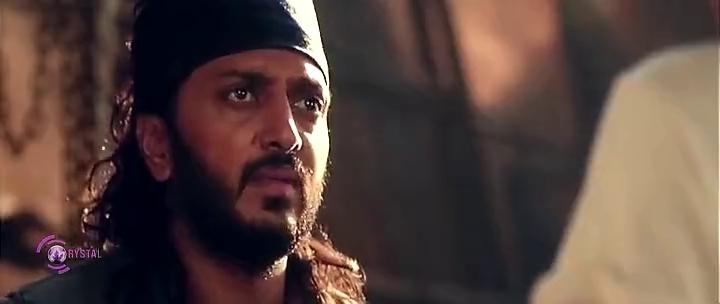 Screen Shot Of Banjo 2016 300MB DVDScr Full Hindi Movie Watch Online Free Download