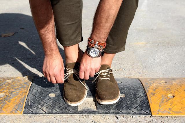 zapatos de chico mango