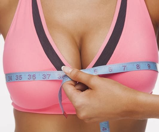 Los ejercicios para el aumento del pecho y su elasticidad