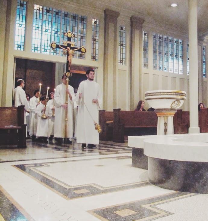 a baptism