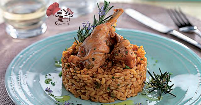 Paella de Conejo