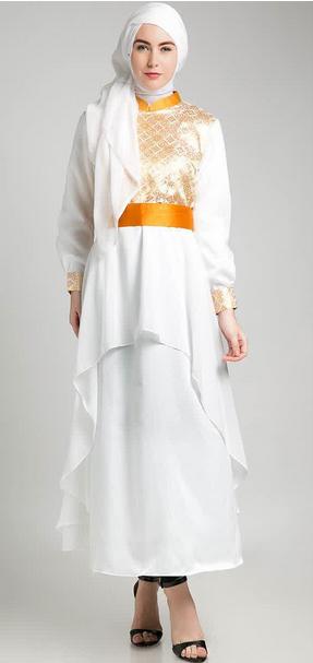 Galeri Baju Dress Muslim Wanita Modis