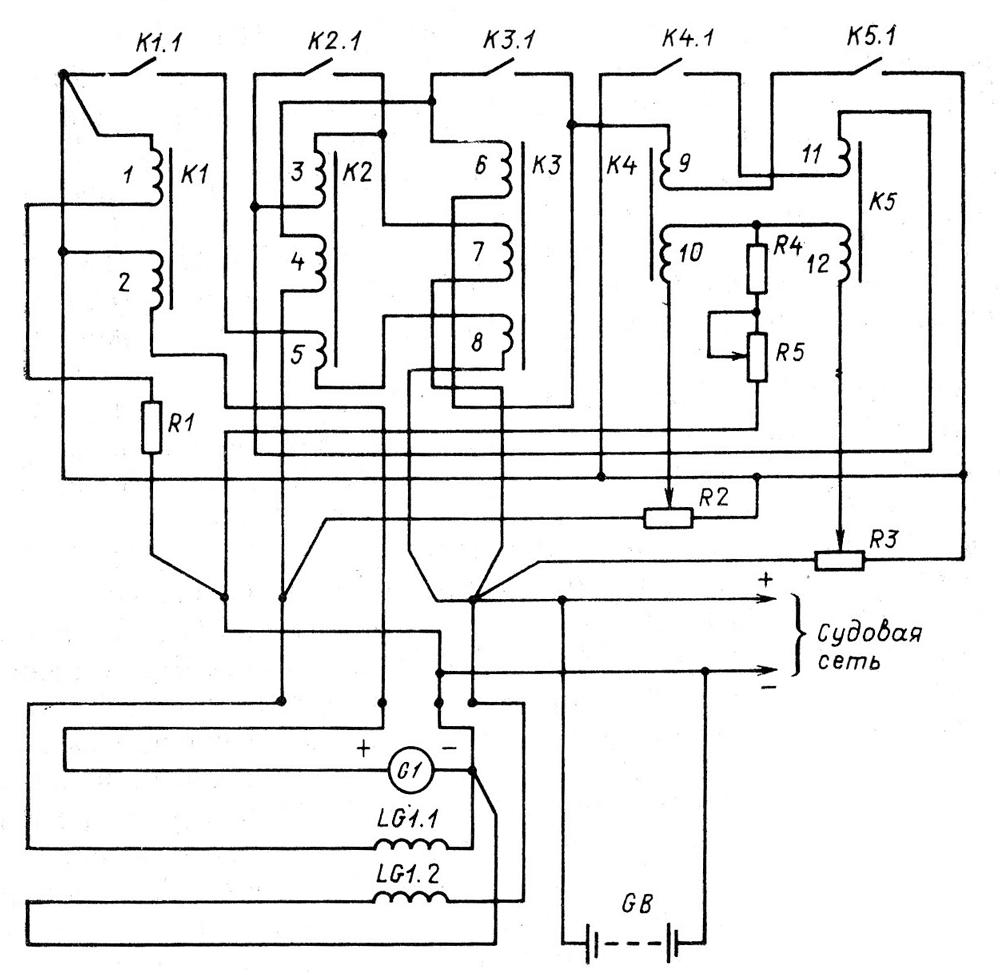 Схема работы регулятора напряжения фото 243