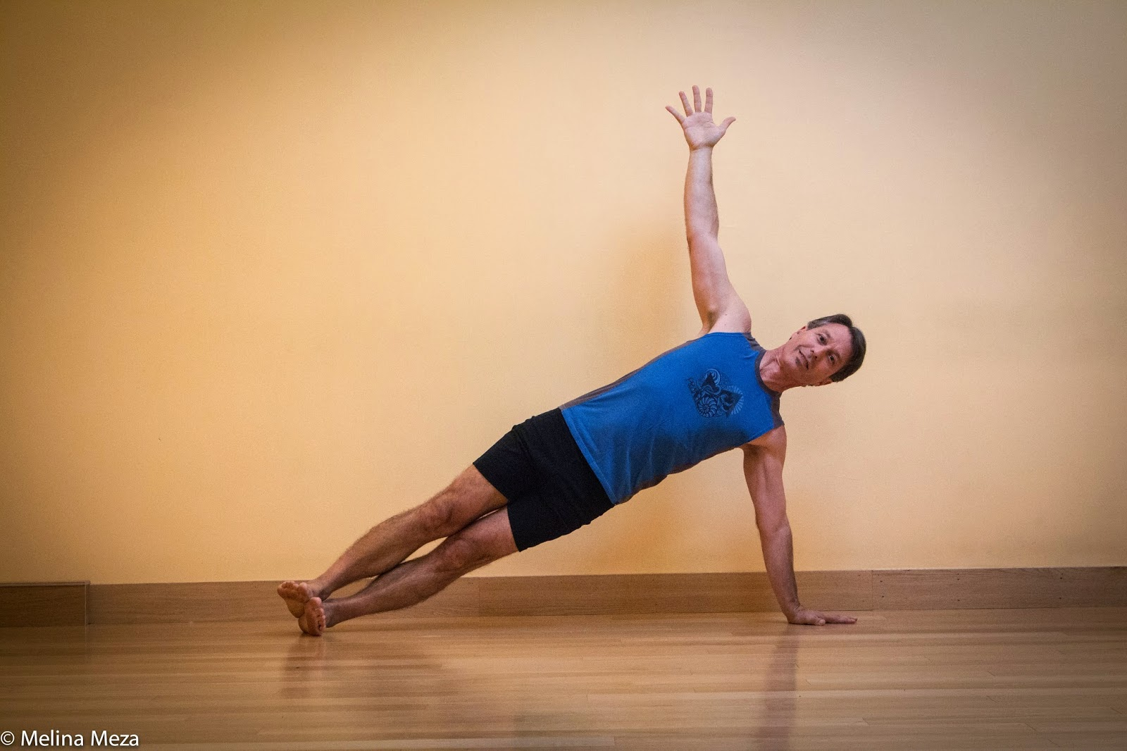 Featured Pose: Side Plank Pose (Vasithasana), Classic ...