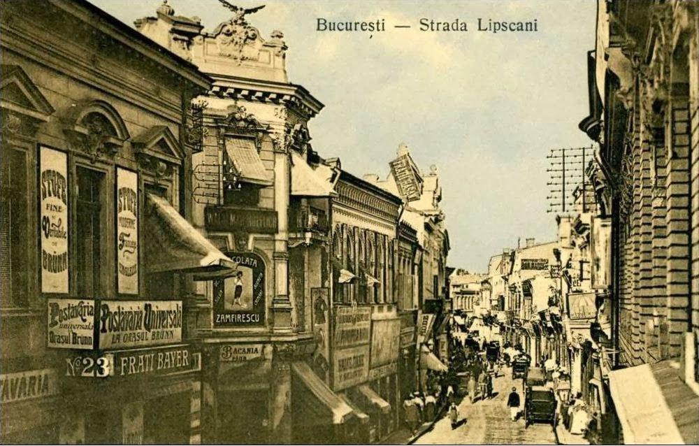 Turist In București Lipscani Nr 41 43