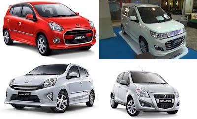 Rekomendasi Mobil Matic Termurah dan Terbaru