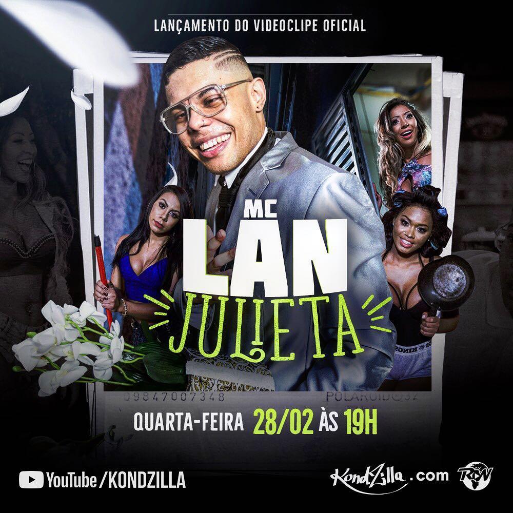Baixar Julieta - MC Lan Mp3