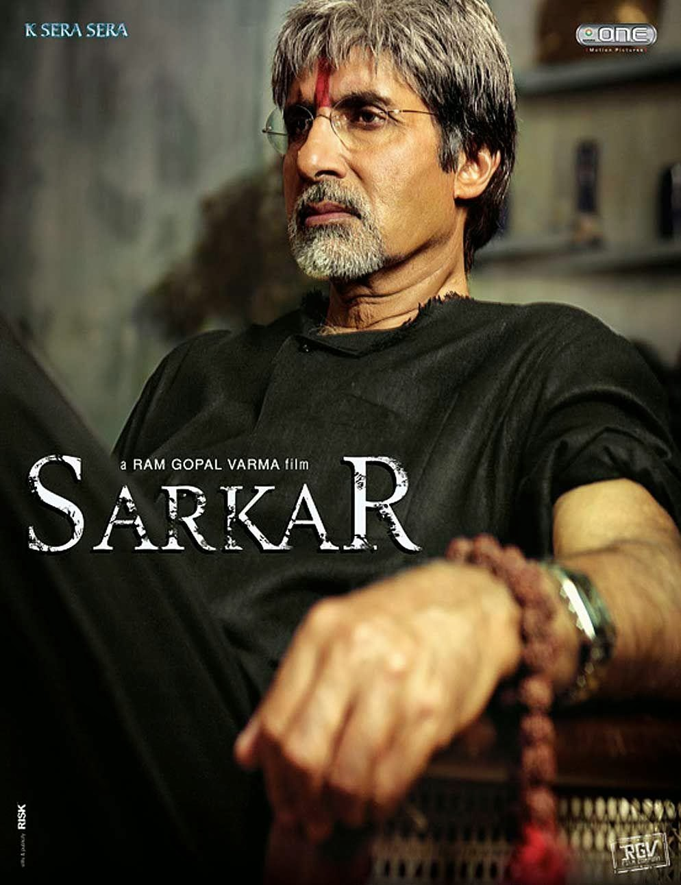 Poster Of Bollywood Movie Sarkar (2005) 300MB Compressed Small Size Pc Movie Free Download downloadsfreemovie.com
