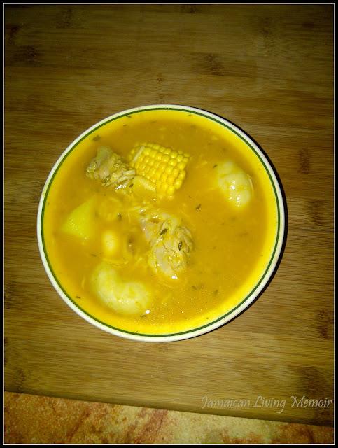 jamaican living memoir jamaican saturday soup
