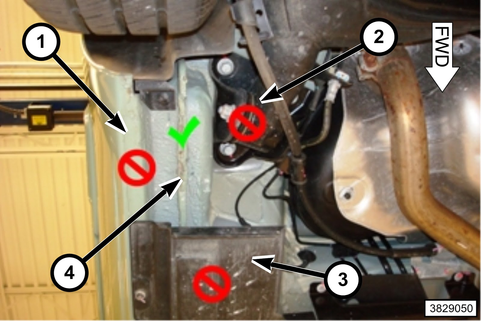 How To Lift The Fiat 500 And Abarth Usa Punto Electrical Wiring Diagram Rear Jacking Point