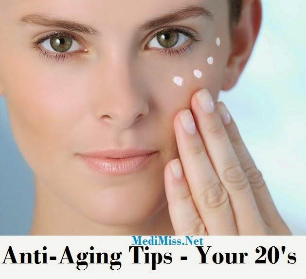 anti aging tips your 20 39 s medimiss. Black Bedroom Furniture Sets. Home Design Ideas