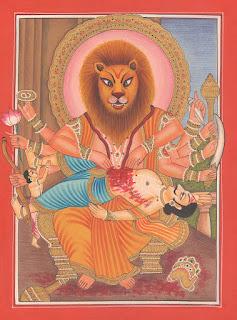 भगवान विष्णु के चौथे अवतार: नरसिंह अवतार की कथा। Story of Narsingh Avtar.