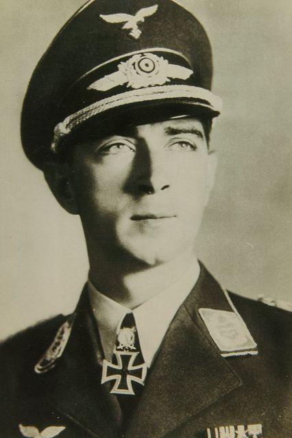 Luftwaffe ace Werner Mölders, 15 July 1941 worldwartwo.filminspector.com