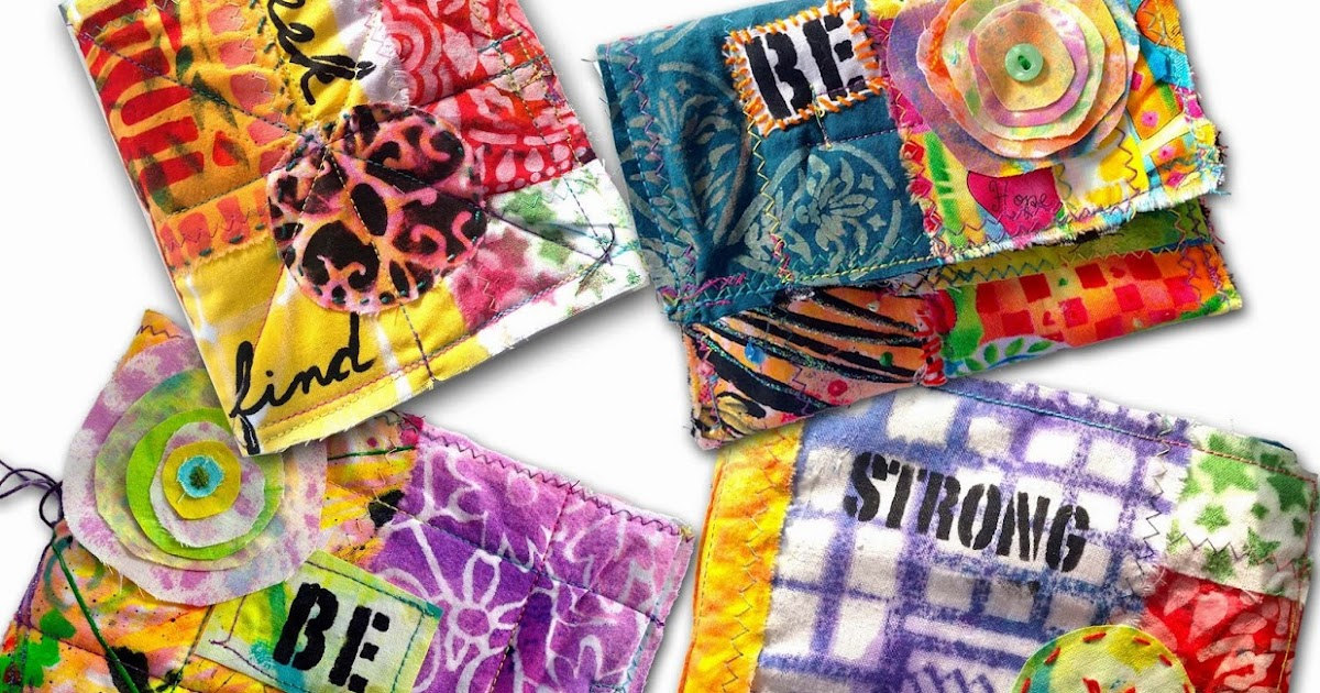 Jessica Sporn Designs: Artsy and Stitchy Holiday Gifts