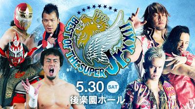 NJPW Best Of The Super Juniors XXII (30/05/2015)