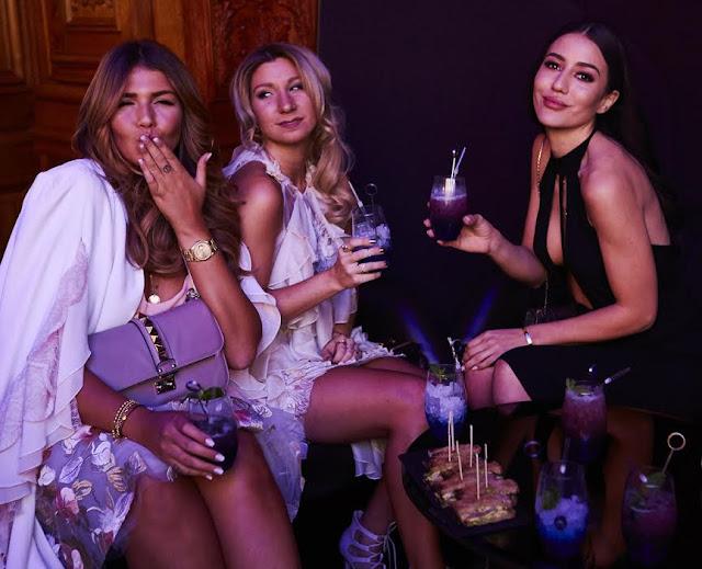 ciroc modelos after party victoria secret fotos