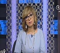 برنامج هنا العاصمة 17-1-2017 لميس الحديدى - قناة cbc