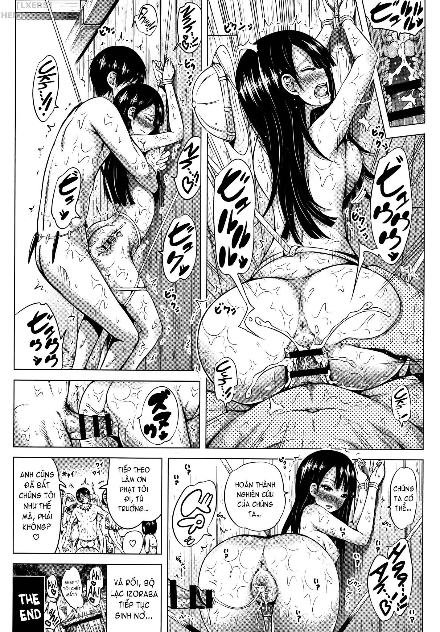 biribiri_Lovemare_227%2Bcopy Lovemare Jou  - hentaicube.net - Truyện tranh hentai online