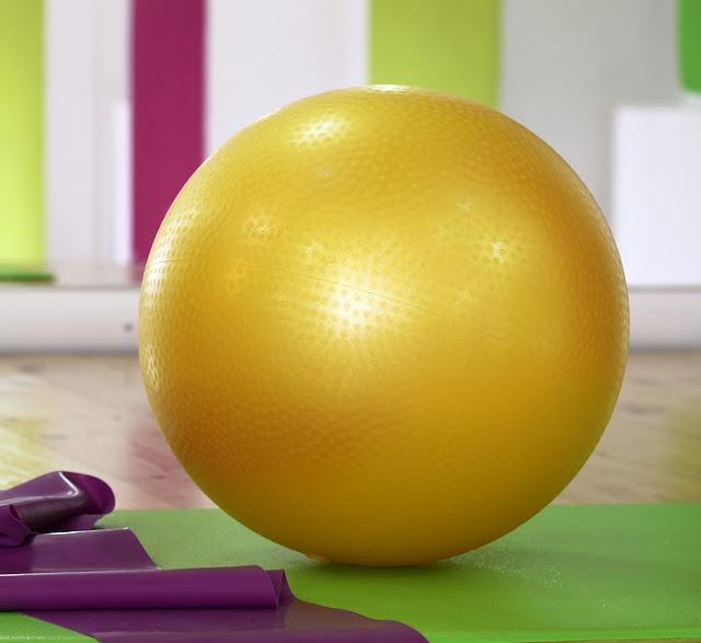 piłka body ball